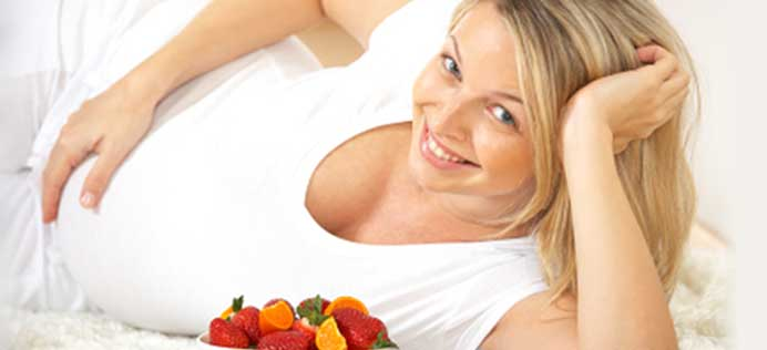как беременной похудеть если набрала очень много