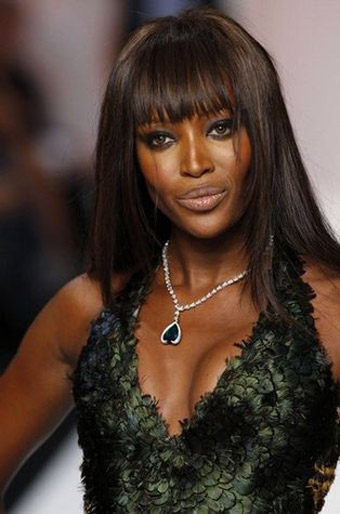 Наоми кэмпбелл рассказала, как худела перед показом versace | сплетник.