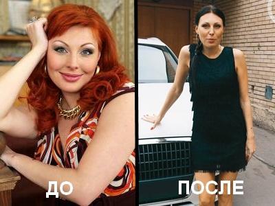 Наталья бочкарева: «для похудения одной диеты мало».