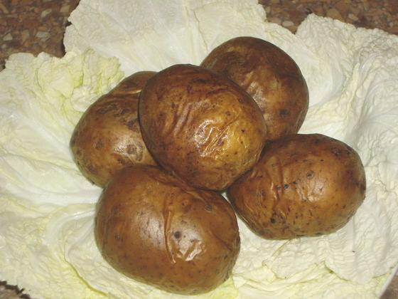 диета 3 дня кефир и картофель