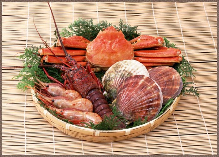 диета из морепродуктов для похудения меню