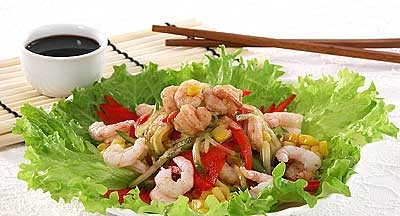 Диета на морепродуктах - меню, отзывы