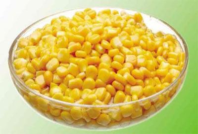 Модно ли на диете добавлять в салат кукурузу консервированню