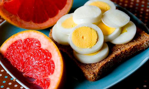 недели отзывы и на 4 или яйцо 2 диета грейпфрут