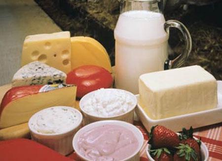 кисло молочные продукты при диете