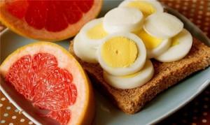 Диета магия для похудения с яйцами и апельсинами на завтрак