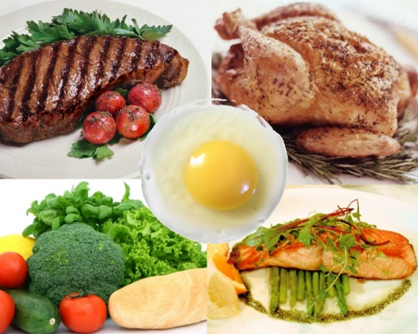 список продуктов для похудения на неделю