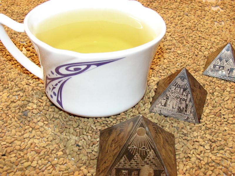 Желтый чай и похудение