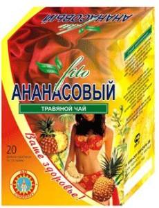 фито чай ананас для похудения цена