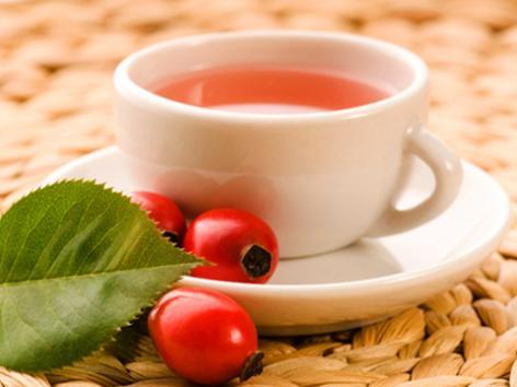 чай для похудения с вишней