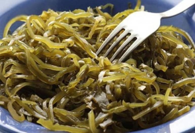 калорийность для отзывы похудения капуста морская