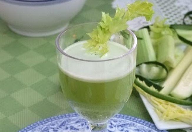 Как правильно пить сок сельдерея чтобы похудеть