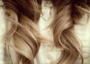 Маски для волос блондинистых
