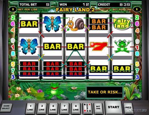 бесплатные игровые автоматы для игры на компьютере